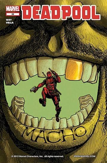 Deadpool (2008-2012) #32