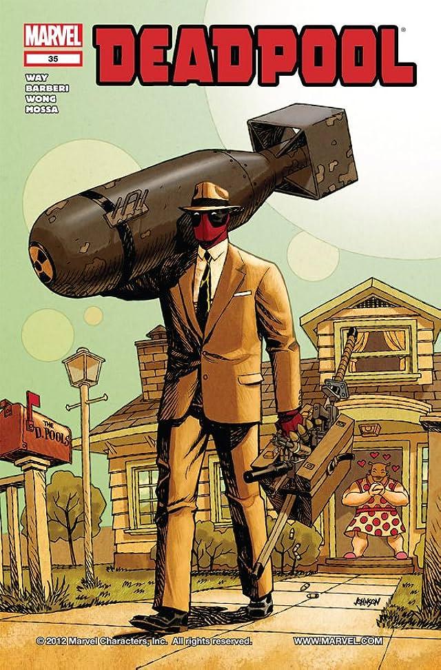 Deadpool (2008-2012) #35