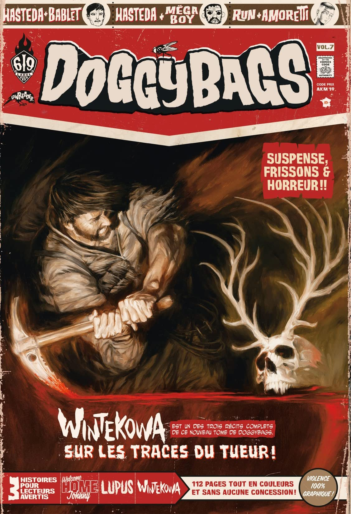 DoggyBags Vol. 7