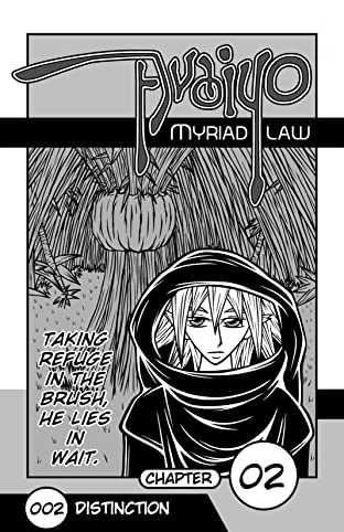 Avaiyo: Myriad Law #002