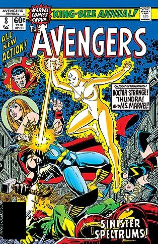 Avengers (1963-1996) Annual #8