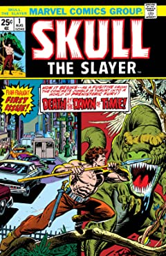 Skull The Slayer (1975-1976) #1