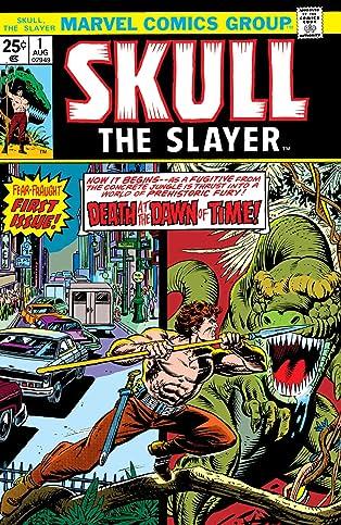 Skull The Slayer (1975-1976) #1