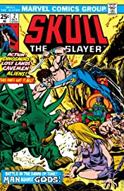 Skull The Slayer (1975-1976) #2