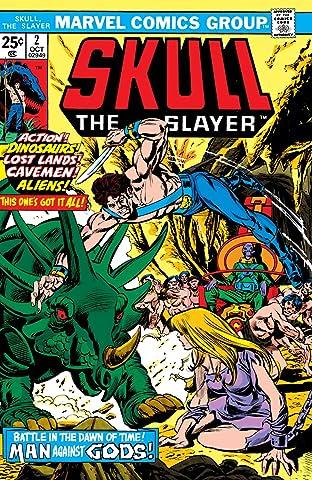 Skull The Slayer (1975-1976) No.2