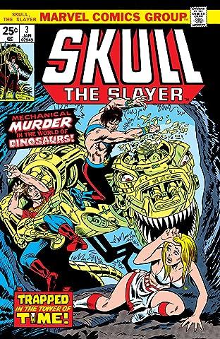 Skull The Slayer (1975-1976) No.3