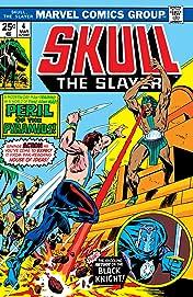 Skull The Slayer (1975-1976) #4