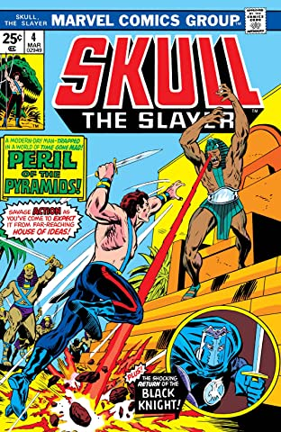 Skull The Slayer (1975-1976) #4