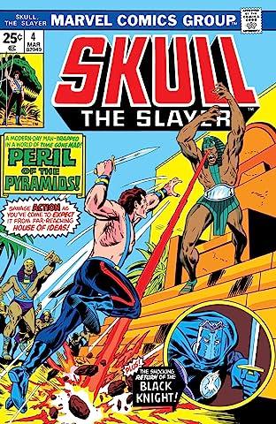 Skull The Slayer (1975-1976) No.4