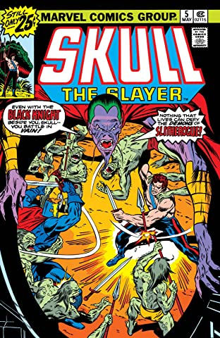 Skull The Slayer (1975-1976) #5