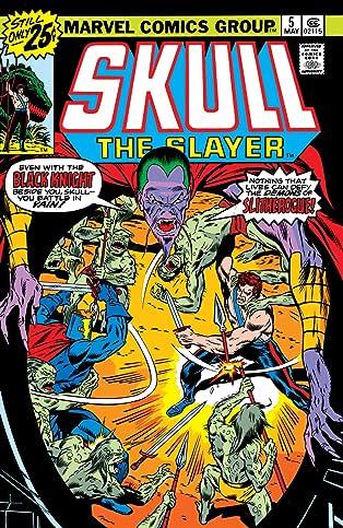 Skull The Slayer (1975-1976) #5