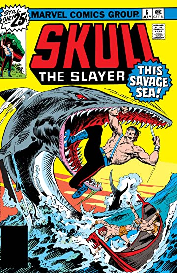 Skull The Slayer (1975-1976) #6