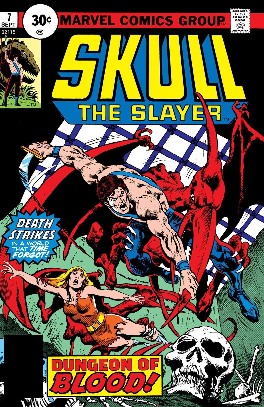 Skull The Slayer (1975-1976) #7