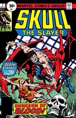 Skull The Slayer (1975-1976) No.7
