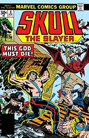 Skull The Slayer (1975-1976) #8