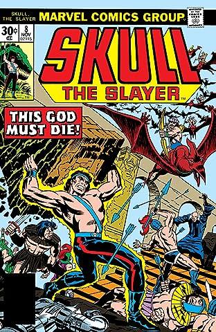 Skull The Slayer (1975-1976) No.8