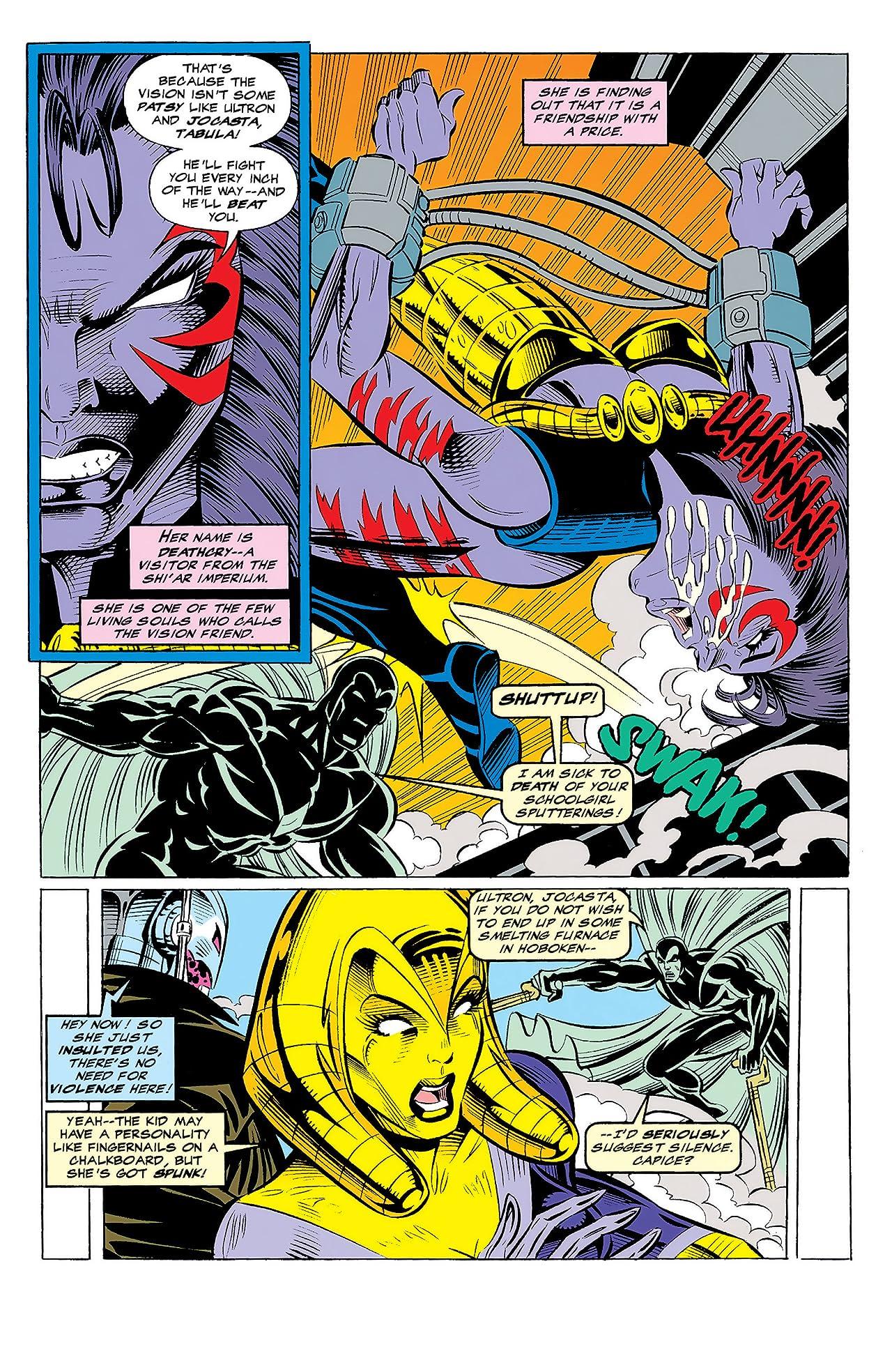 Vision (1994) #4
