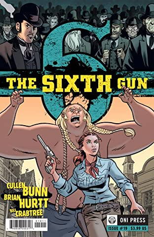 The Sixth Gun #19