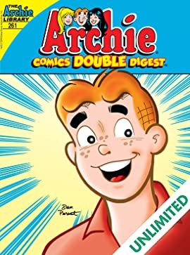 Archie Comics Double Digest #261