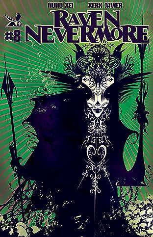 Raven Nevermore #8