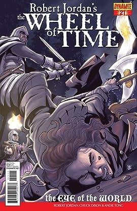 Robert Jordan's Wheel of Time: Eye of the World #21