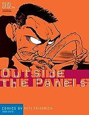 Outside The Panels Vol. 1: Comics by Pete Friedrich 1982-2011
