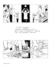 Outside The Panels Vol. 1: Comics by Pete Friedrich 1982-2011