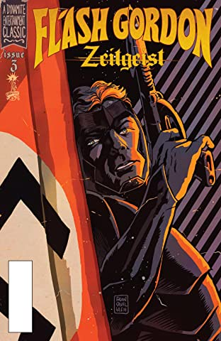 Flash Gordon: Zeitgeist #3