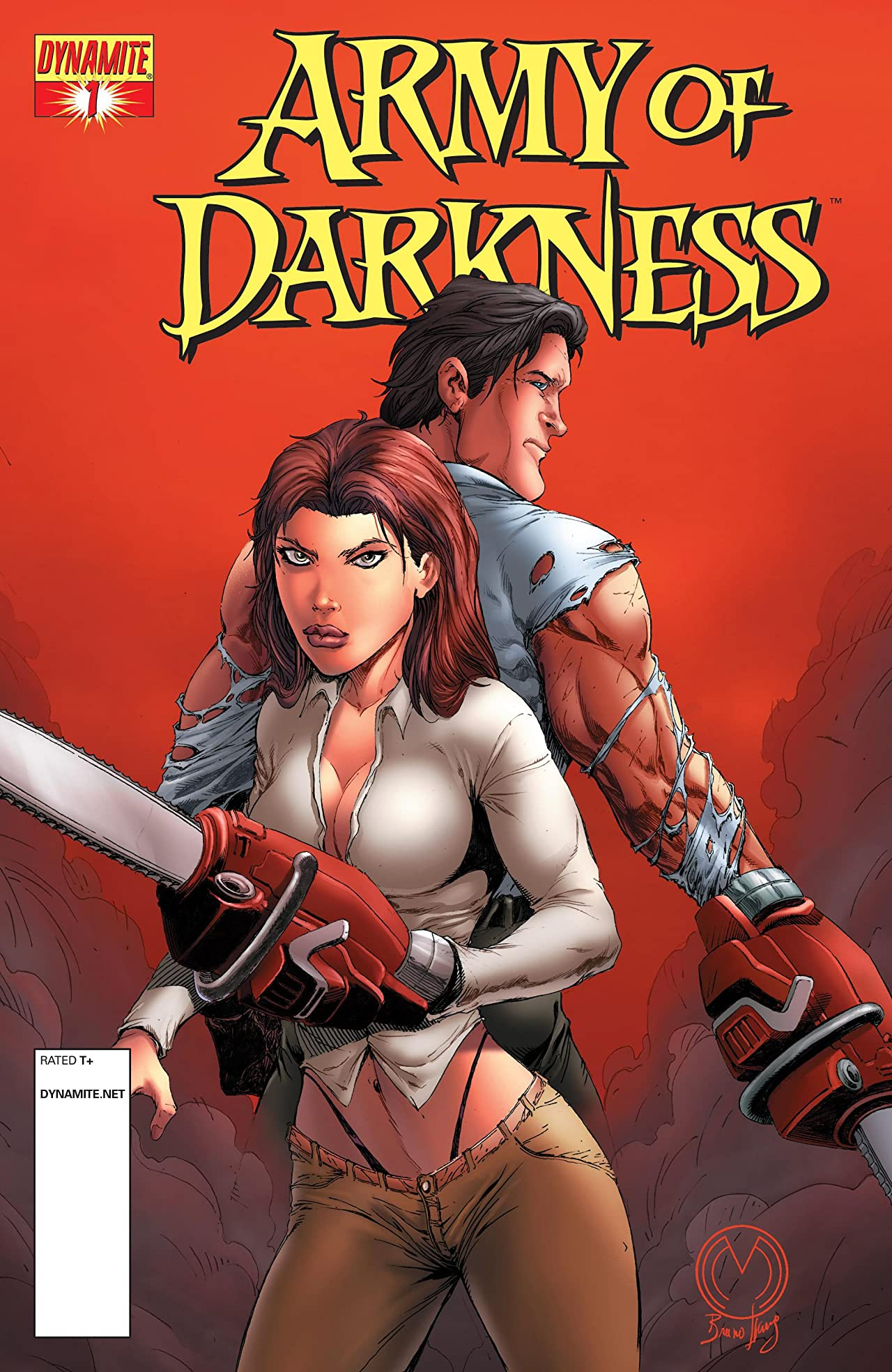 Army of Darkness: Ongoing #1