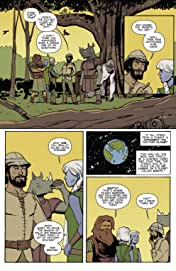 King: Jungle Jim #2 (of 4): Digital Exclusive Edition
