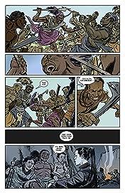 Cimarronin: Fall of the Cross #1