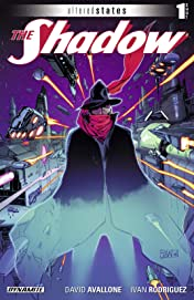 Altered States: The Shadow #1: Digital Exclusive Edition