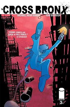 The Cross Bronx #3 (of 4)
