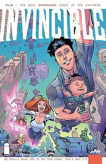 Invincible #118