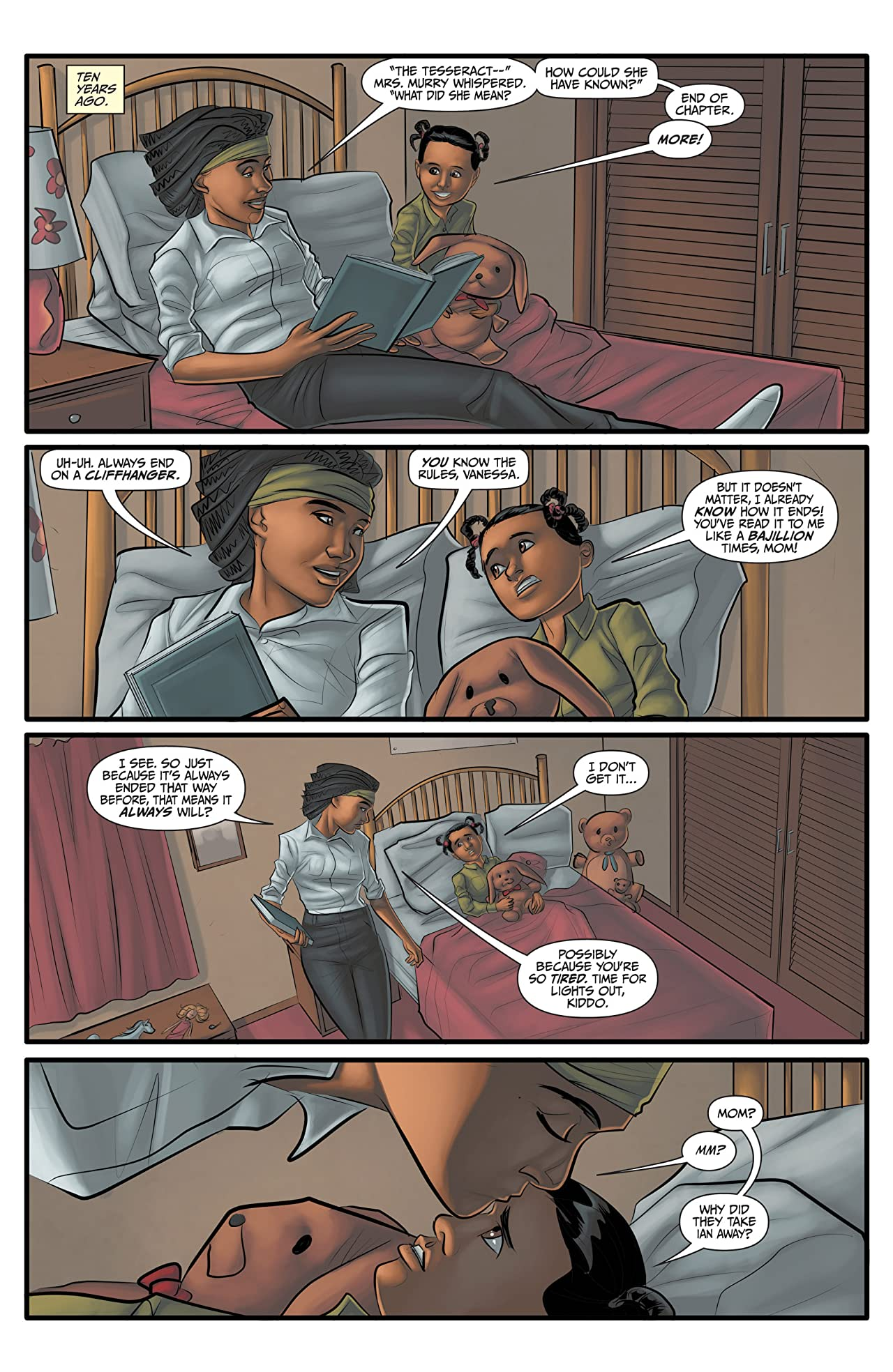 Morning Glories #44