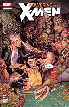 Wolverine and the X-Men No.6