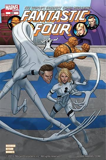 Fantastic Four (1998-2012) #603