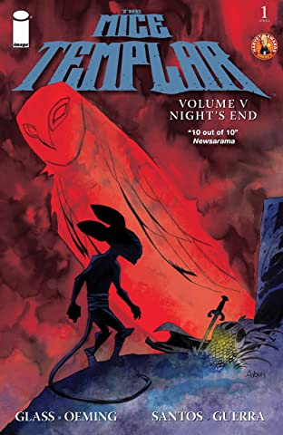 The Mice Templar Vol. 5: Night's End #1 (of 5)