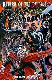 Return of the Monsters: Black Bat & Death Angel vs. Dracula