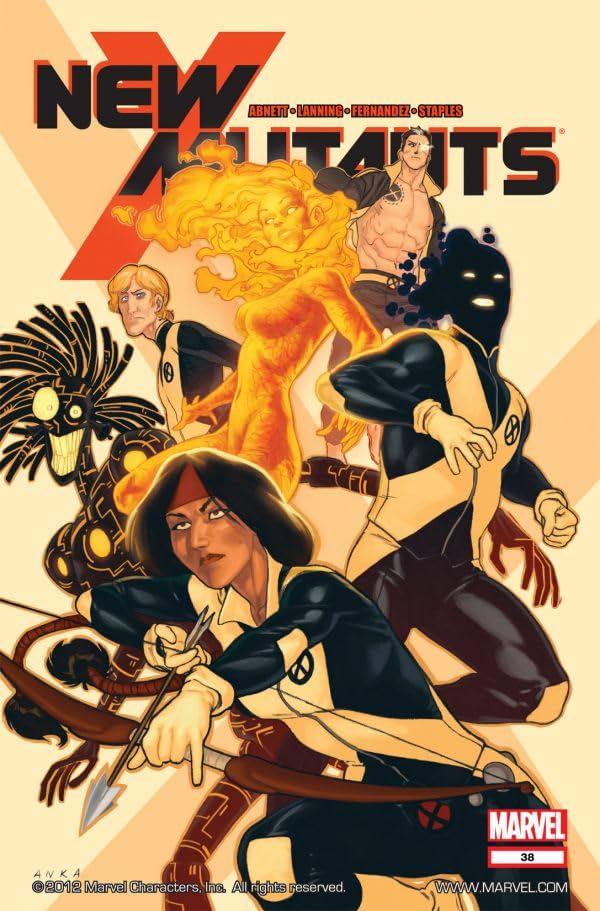 New Mutants (2009-2011) #38