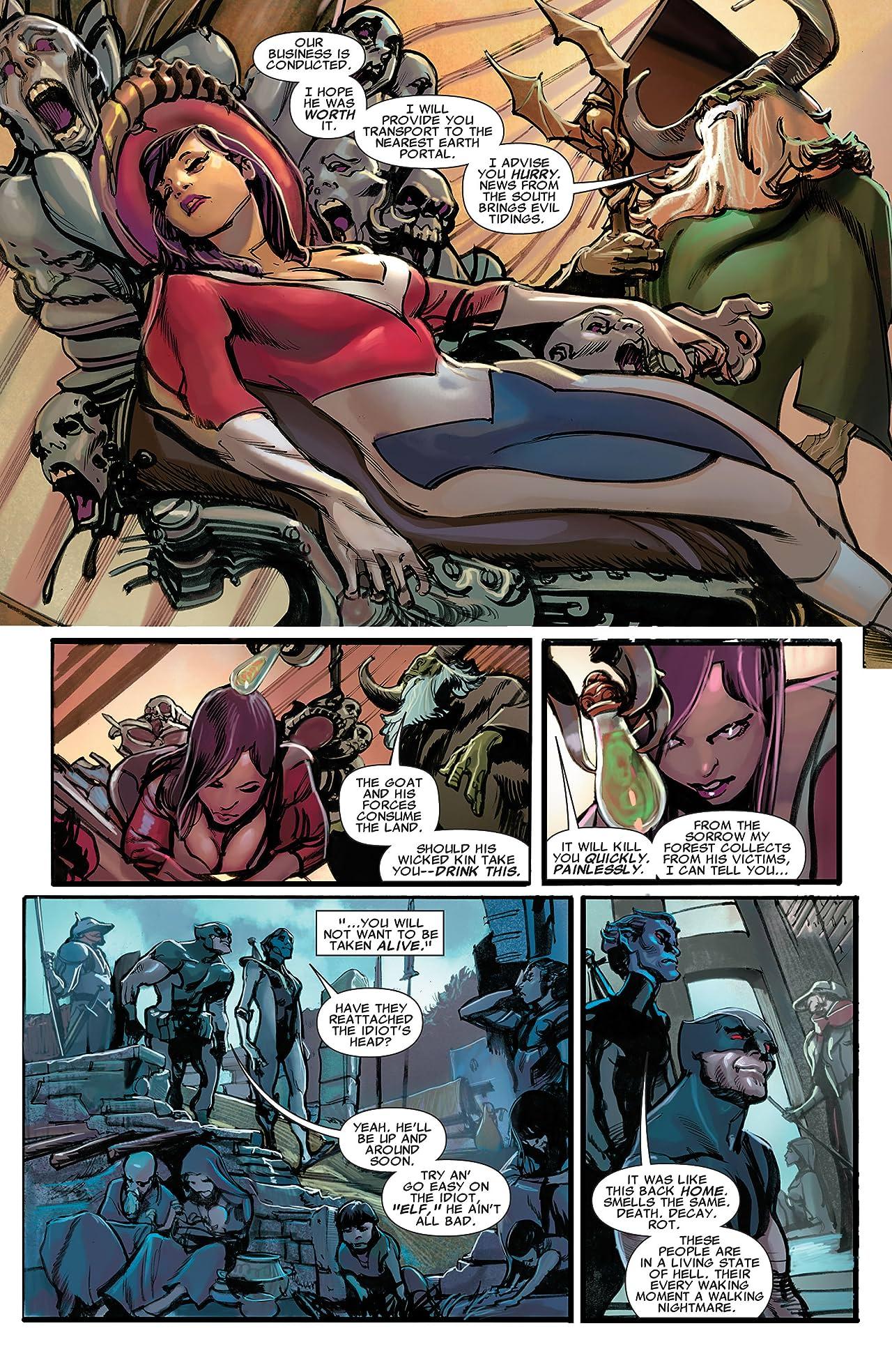 Uncanny X-Force (2010-2012) #22
