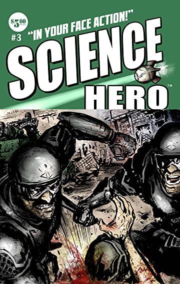 Science Hero Vol. 3