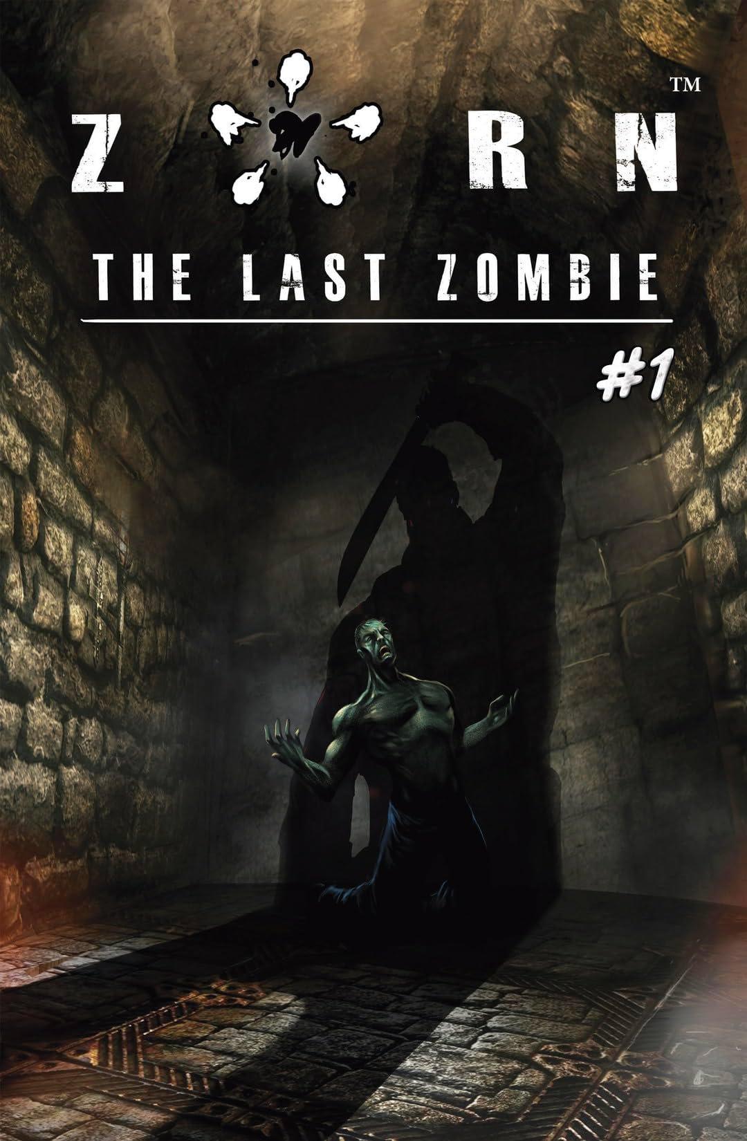 Zorn: The Last Zombie #1