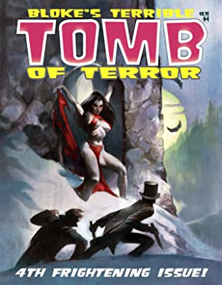 Bloke's Terrible Tomb Of Terror #4