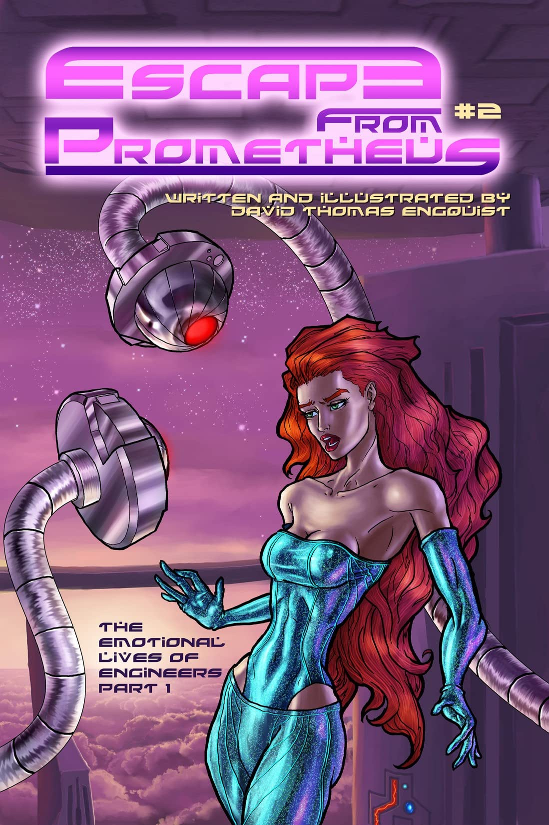 Escape from Prometheus #2