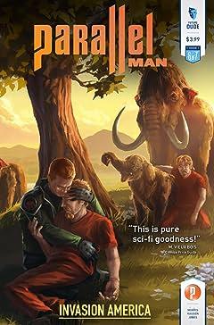 Parallel Man: Invasion America #6