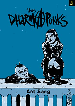 The Dharma Punks #3