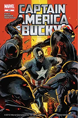 Captain America and Bucky #627