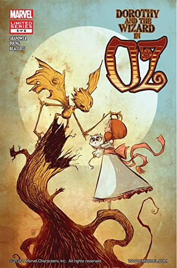 Dorothy and the Wizard In Oz #5 (of 8)