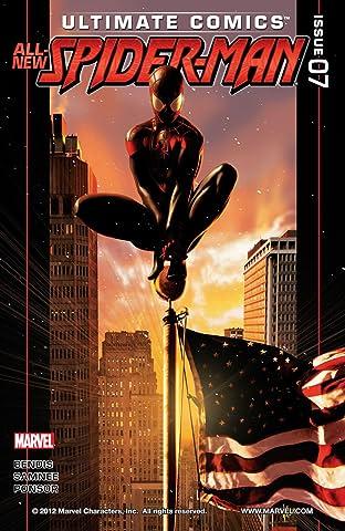 Ultimate Comics Spider-Man (2011-2013) No.7